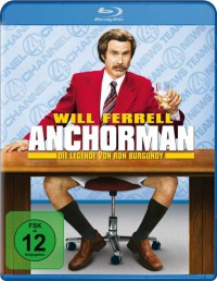 ANCHORMAN – DIE LEGENDE VON RON BURGUNDY – Blu-ray © Paramount