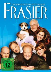 FRASIER – Die komplette sechste Season - DVD