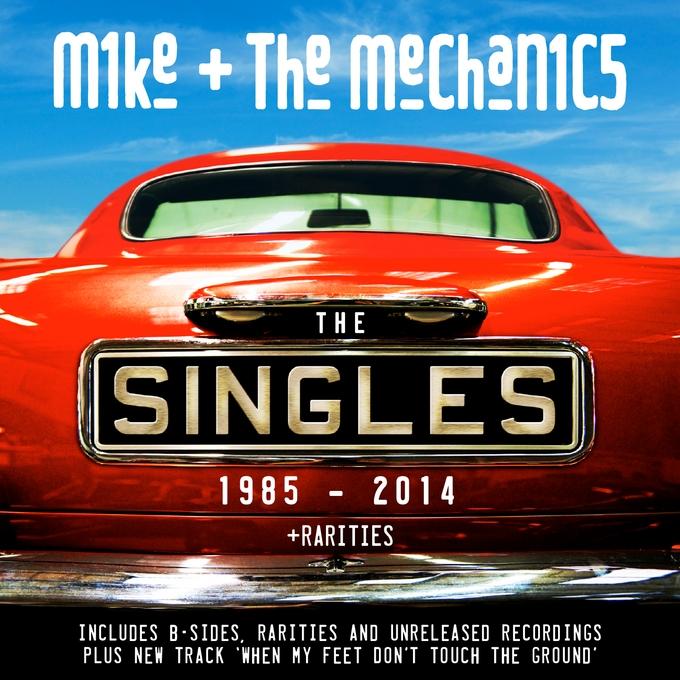 "Mike + The Mechanics - ""The Singles - 1985-2014"" (Virgin/Universal)"