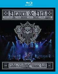 HEAVEN & HELL - Radio City Music Hall – Live! – Blu-ray
