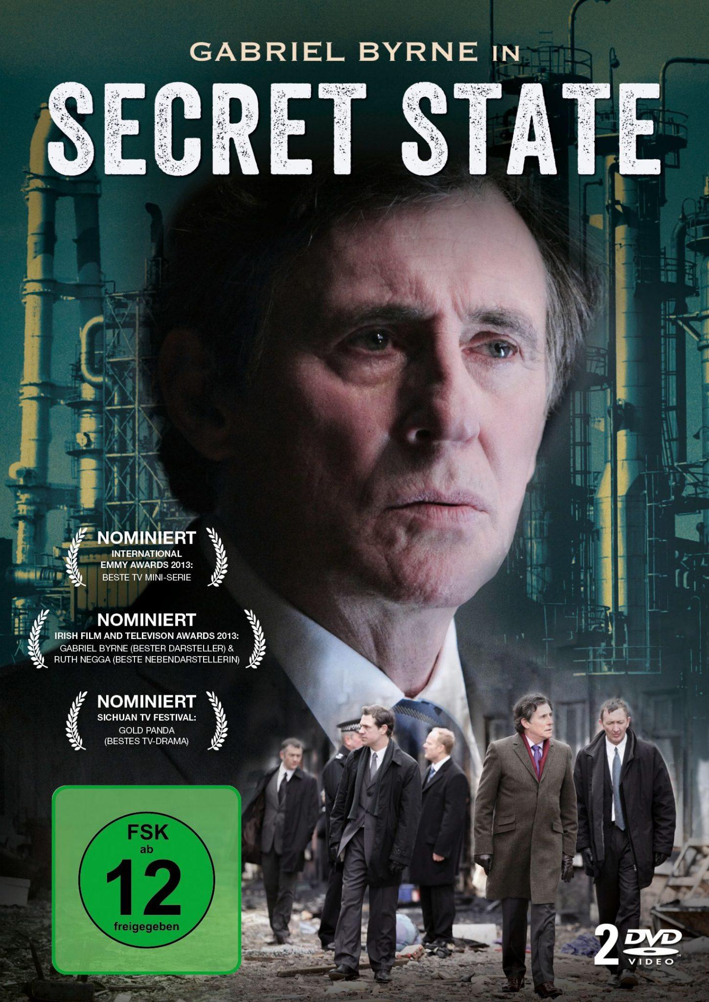 """""""Secret State"""" (Edel:Motion)"""