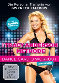 "Tracy Anderson - ""DANCE CARDIO WORKOUT — EINSTEIGER"""