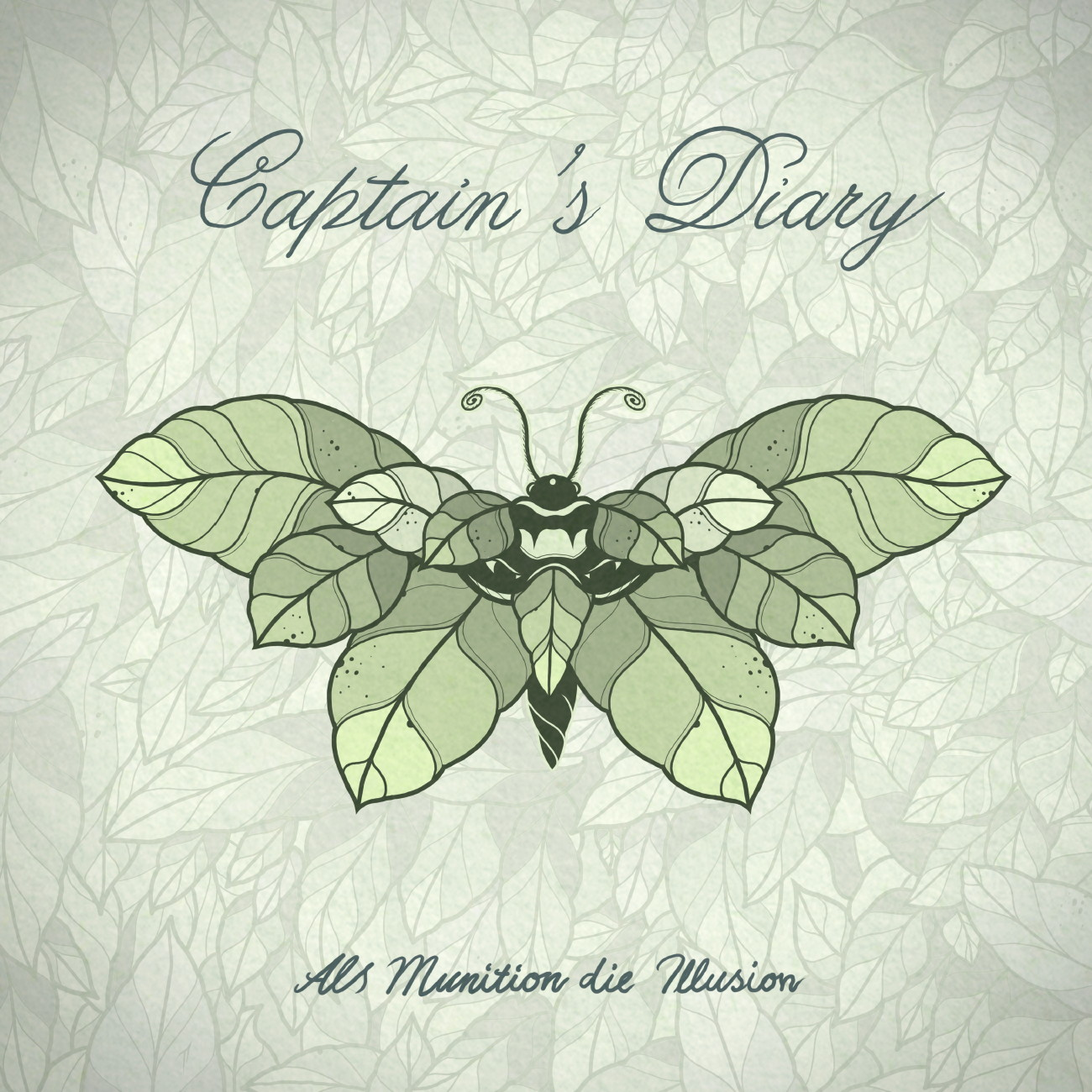 "Captain`s Diary - ""Als Munition die Illusion"" (Retter Des Rock)"