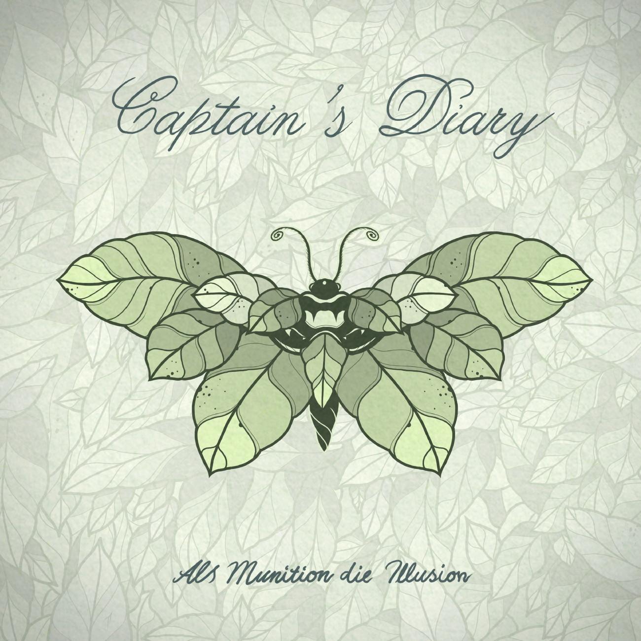 """Captain`s Diary - """"Als Munition die Illusion"""" (Retter Des Rock)"""
