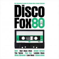"Various Artists – ""Disco Fox 80 – The Original Maxi-Singles Collection"" (Pokorny Music Solutions/Alive)"