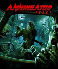 ANNIHILATOR – Feast-Special Limited Edition