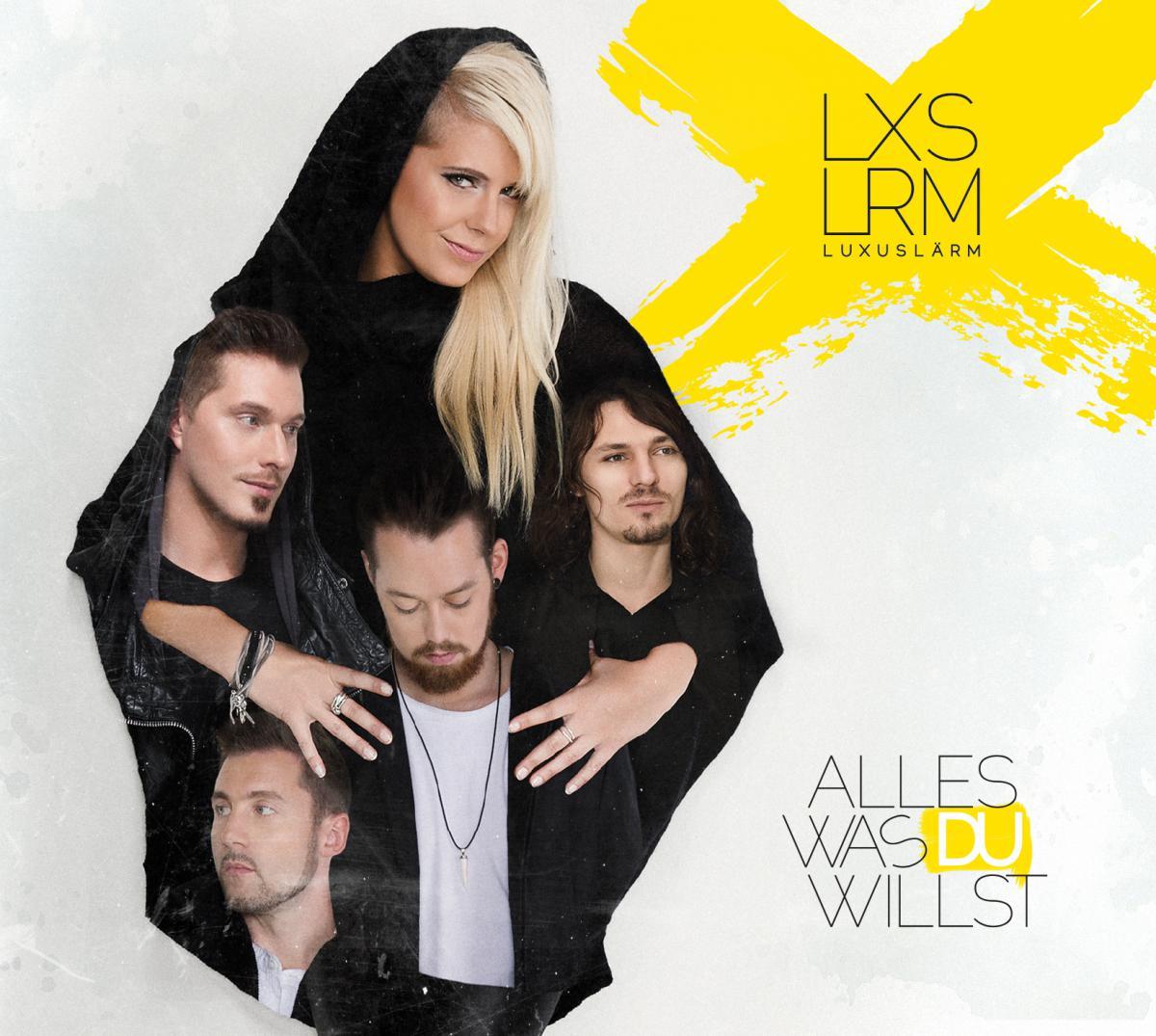 """Luxuslärm – """"Alles Was Du Willst"""" (Polydor/Universal)"""