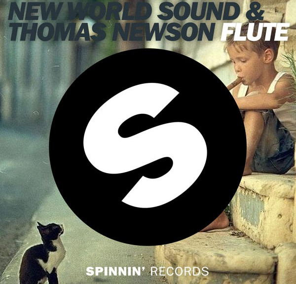 "NEW WORLD SOUND & THOMAS NEWSON ""FLUTE"""