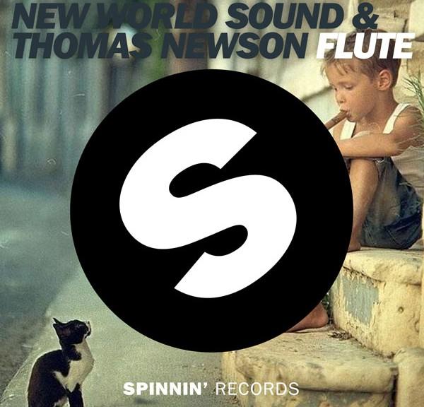 "NEW WORLD SOUND & THOMAS NEWSON ""FLUTE"""