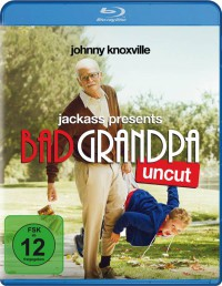 JACKASS PRESENTS: BAD GRANDPA – UNCUT  © Paramount