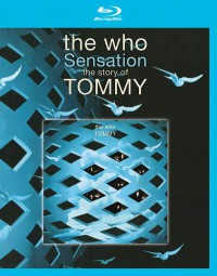 THE WHO - Sensation – The Story Of Tommy – Blu-ray