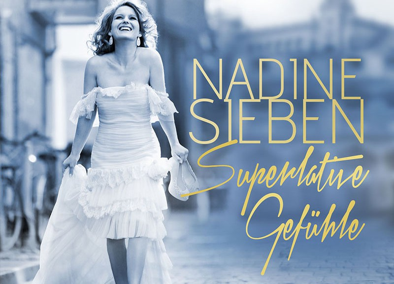NADINE SIEBEN - Die kleine Frau mit der großen Stimme
