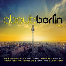 "Various Artists – ""About Berlin Vol. 6"" (Polystar/Universal)"
