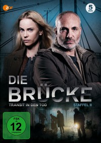 """Die Brücke – Transit In Den Tod, Staffel II""  (BD-/DVD-Box - Edel:Motion)"