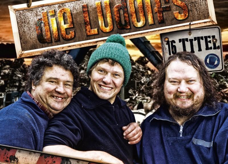 """Die Ludolfs – """"Wir Vom Schrott"""" (Telamo/Sony)"""