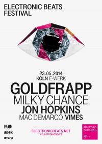 Electronic Beats Festival Köln 2014