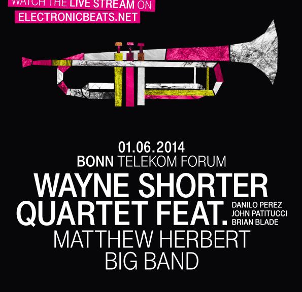 Jazzfest mit Wayne Shorter Quartet und Matthew Herbert Big Band