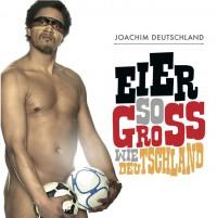 Joachim Deutschland präsentiert seine Nationalhymne zur WM 2014 in Brasilen