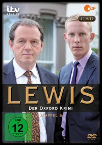 """Lewis  – Der Oxford Krimi"" (Edel:Motion, Staffel 6)"