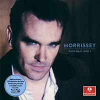 "MORRISSEY - ""Vauxhall And I - 20th Anniversary Definitive Master"" (Parlophone/Warner)"