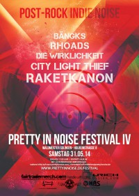 Pretty In Noise Festival 2014
