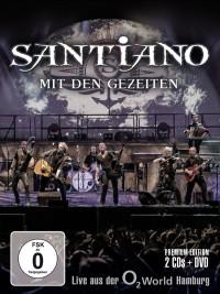 """Santiano - """"Mit den Gezeiten - Live aus der o2 World Hamburg"""""""