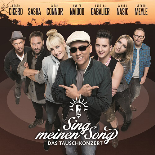 """""""Sing meinen Song – Das Tauschkonzert"""" – die Compilation"""