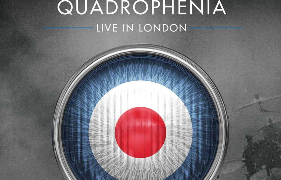 """Quadrophenia: Live in London ""Doppel-CD, DVD & BluRay (Gefilmt am 8. Juli 2013 in der Wembley Arena)"