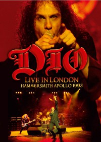 DIO – Live In London - Hammersmith Apollo 1993 – DVD