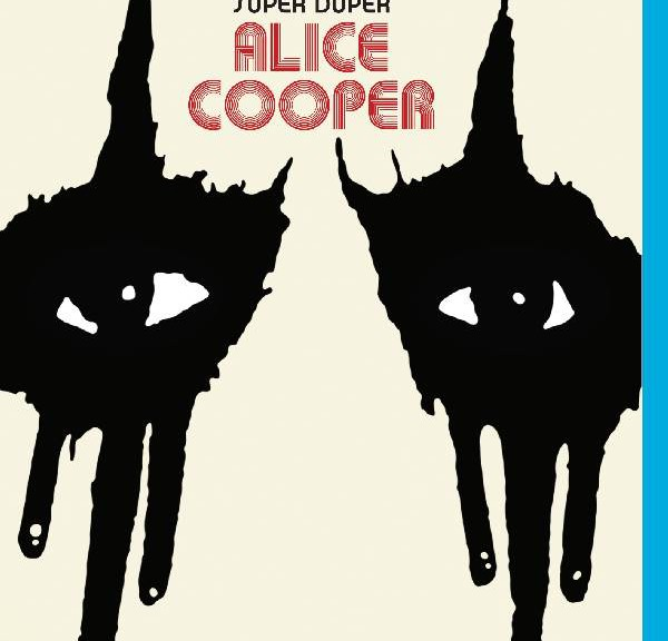 SUPER DUPER ALICE COOPER – WELCOME TO HIS NIGHTMARE – Blu-ray