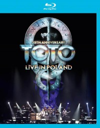 TOTO - 35TH Anniversary Tour – Live In Poland – Blu-ray