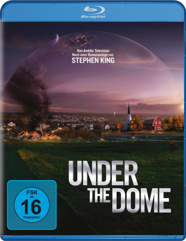 under the dome season 1 blu ray echte leute. Black Bedroom Furniture Sets. Home Design Ideas