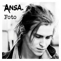 """Am 27. Juni erscheint """"Foto"""", die erste EP des Rock'n'Roll-Romantikers ANSA."""