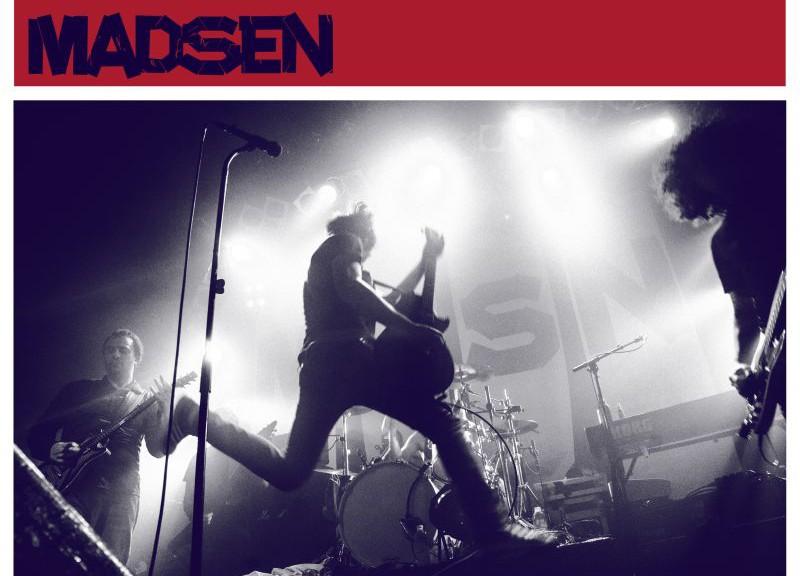 "Madsen - """"10 Jahre Madsen Live"" (Columbia/Sony Music)"