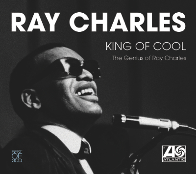 "Ray Charles - ""King Of Cool - The Genius Of Ray Charles"" (Rhino/Warner)"