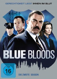 BLUE BLOODS – DIE ZWEITE SEASON – DVD © Paramount Pictures