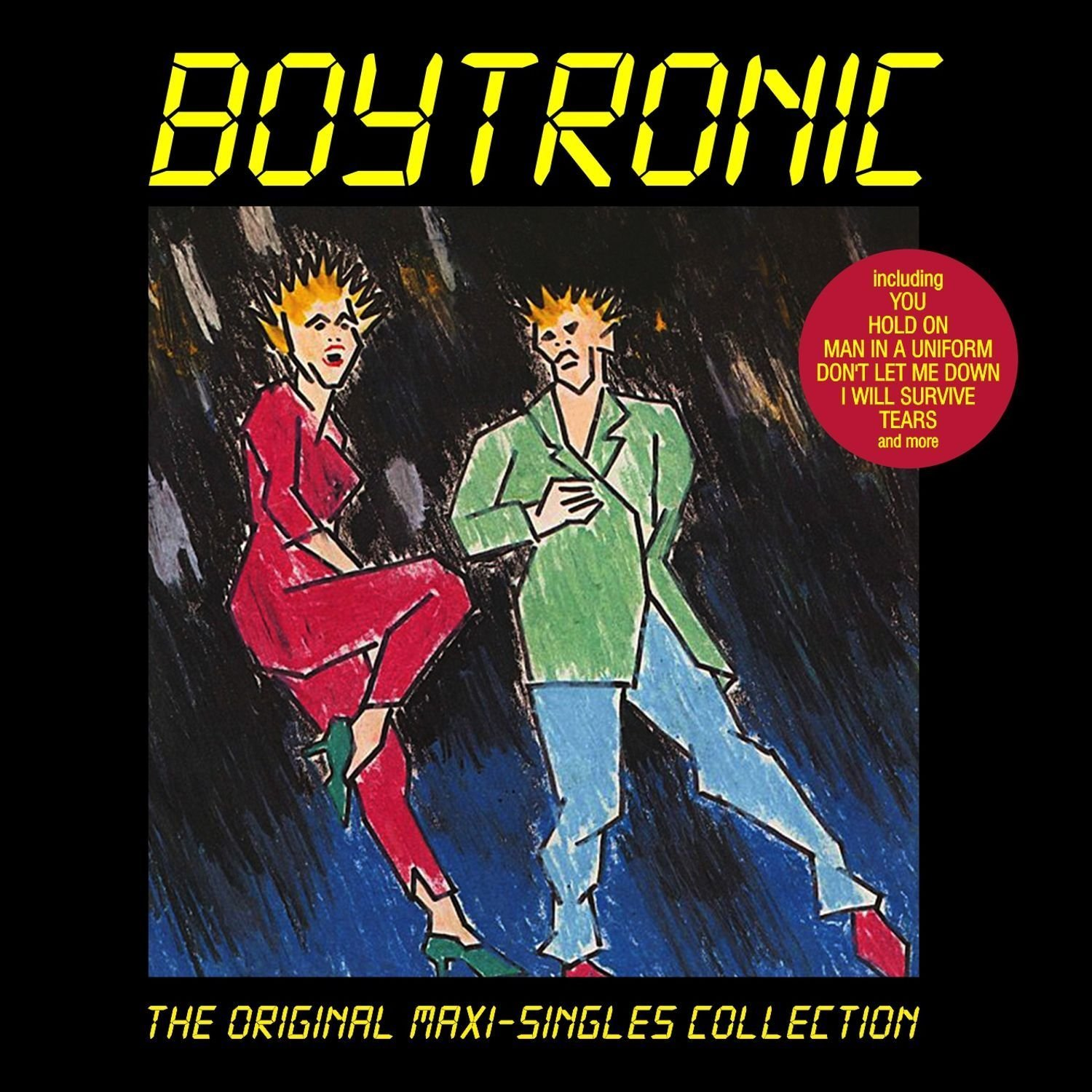Boytronic - Man In A Uniform