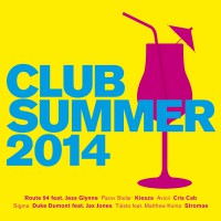 "Various Artists – ""Club Summer 2014"" (Polystar/Universal)"