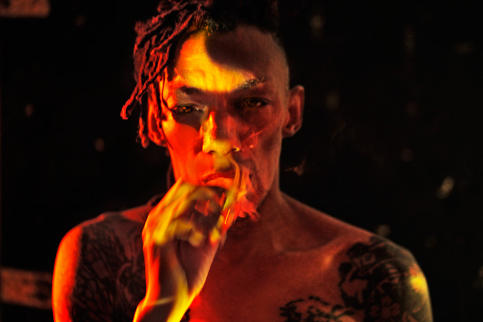 TRICKY - NICOTINE LOVE / Young Fathers Remix / free Download