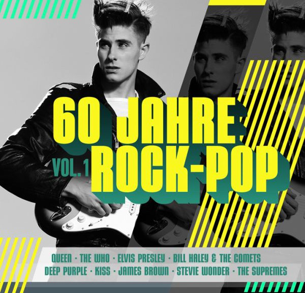 "Various Artists - ""60 Jahre Rock-Pop (Teil 1)"" (Polystar/Universal)"