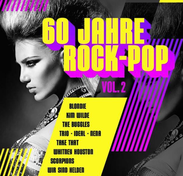 "Various Artists - ""60 Jahre Rock-Pop (Teil 2)"" (Polystar/Universal)"