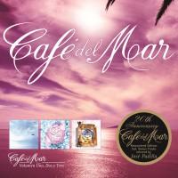 "Various Artists - ""Café Del Mar Vol. 1- 3"" (20th Anniversary Edition – Embassy Of Music)"