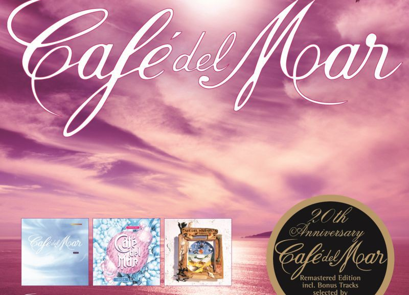 "Various Artists - ""Café Del Mar Vol. 1- 3"" (20th Anniversary Edition – Embassy Of Music)"