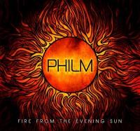 DAVE LOMBARDO'S, PHILM, verkünden neuen Vertragsabschluss mit UDR und kündigen ein neues Album an: 'Fire from The Evening Sun'