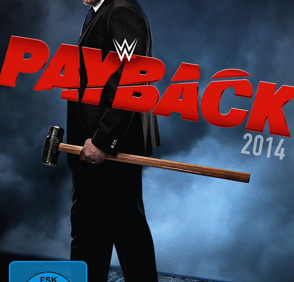 "WWE - ""Payback 2014"" - Blu-ray/DVD"