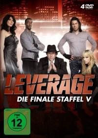 LEVERAGE – Die finale Staffel V – 4 DVDs