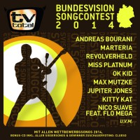 "Various Artists - ""Bundesvision Songcontest 2014"" (Polystar/Universal)"