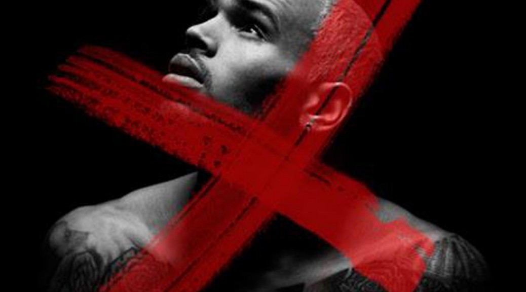 "Chris Brown - ""X"" (RCA/Sony Music)"