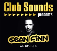 "Sean Finn mit Album ""We Are One"" presented by Club Sound"