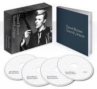 "DAVID BOWIE - ""Sound + Vision"" - 4-CD-Box (Parlophone/Warner)"